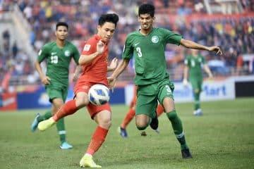 ข่าวผล ฟุตบอล u23 เปิดศึกชิงแชมป์เอเชีย ที่แฟนบอลไทยเตรียมลุ้น