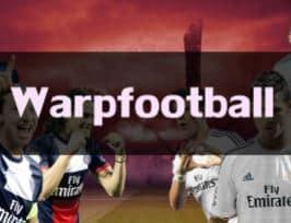 Warpfootball วาร์ปฟุตบอลแหล่งดูบอลสดออนไลน์ฟรี ติดตามผลบอลสดได้ทุกคู่ก่อนใคร